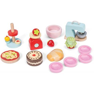 Le Toy Van ME080 - Wooden Make and Bake Kitchen Accessory Pack