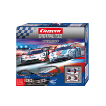 Carrera 30012 Digital 1:32 GT Face Off Slot Car Race Set Porsche 911 RSR vs Ford GT