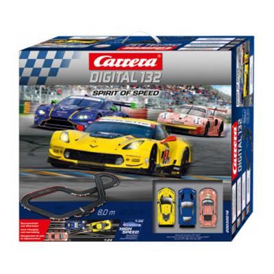 Carrera 30016 Digital 1:32 Spirit of Speed Triple Car Slot Car Race Set