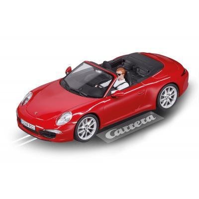 Carrera 30772 Digital 1:32 Porsche 911 Carrera S Cabriolet Red