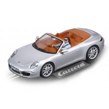 Carrera 30773 Digital 1:32 Porsche 911 Carrera S Cabriolet Silver
