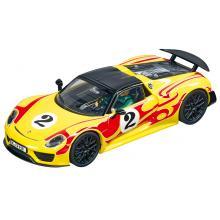 Carrera 30877 Digital 1:32 Porsche 918 Spyder No 2 Slot Car