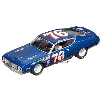 Carrera 30907 Digital 1:32 Ford Torino Talladega No 76 1970 Slot Car