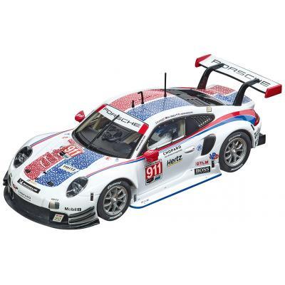 Carrera 30915 Digital 1:32 Porsche 911 RSR Porsche GT Team, No 911 Slot Car