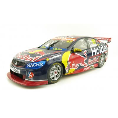Classic Carlectables 18632 Holden VF Commodore 2017 Red Bull Shane van Gisbergen - Scale 1:18