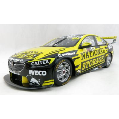 Classic Carlectables 18684 - Holden ZB Commodore - Craig Lowndes 2018 National Storage Auckland 1:18