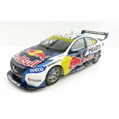 Classic Carlectables 18717 - Holden ZB Commodore Jamie Whincup 2020 Red Bull Holden Racing Team 1:18