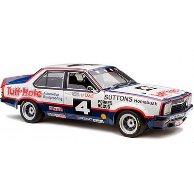 Classic Carlectables 18724 Holden L34 Torana 1974 Bathurst 2nd Place Forbes Negus - Scale 1:18