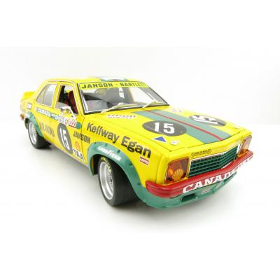 Classic Carlectables 18725 Holden L34 Torana 1976 Bathurst 5th Place  - Scale 1:18
