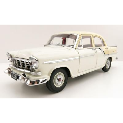 Classic Carlectables 18729 Holden FC Special Cape Ivory Over India Ivory - Scale 1:18