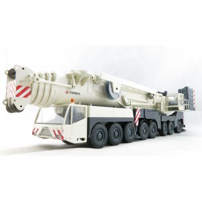Conrad 2098/10 Terex AC 500-2 SSL-Class Mobile Telescopic Crane Terex Livery - Scale 1:50
