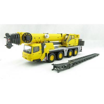 Conrad 2119/0 Grove GMK 4100 L-1 4-axle Mobile Crane - Scale 1:50