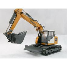 Conrad 2209/0 Liebherr R920 Compact Crawler Excavator with adjustable boom & two attachments - Scale 1:50