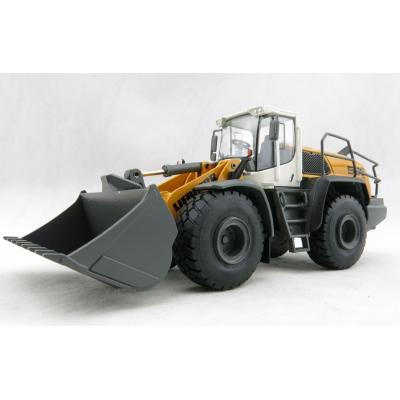 Conrad 2449/08 - Liebherr 566 X Power Wheeled Loader Version 2019 - Scale 1:50