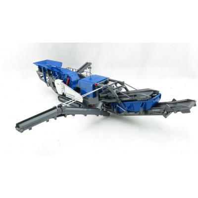 Conrad 2521/0 - KLEEMAN MOBIREX MR 130 EVO2 Mobile Crusher New 2019 - Scale 1:50