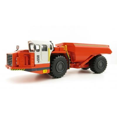 Conrad 2729/02 - SANDVIK TH550 Underground Mining Dumper - Scale 1:50