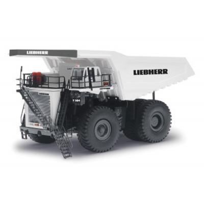 Conrad 2766/0 Large Liebherr T284 Mining Dump Truck - Scale 1:50
