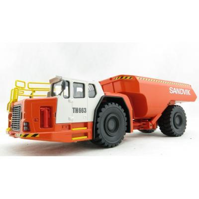 Conrad 2767/0 - SANDVIK TH663 Underground Mining Dumper - Scale 1:50