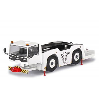 "Conrad 5518/0 - GOLDHOFER K4 Aircraft bar tractor ""Bison"" - Scale 1:50"
