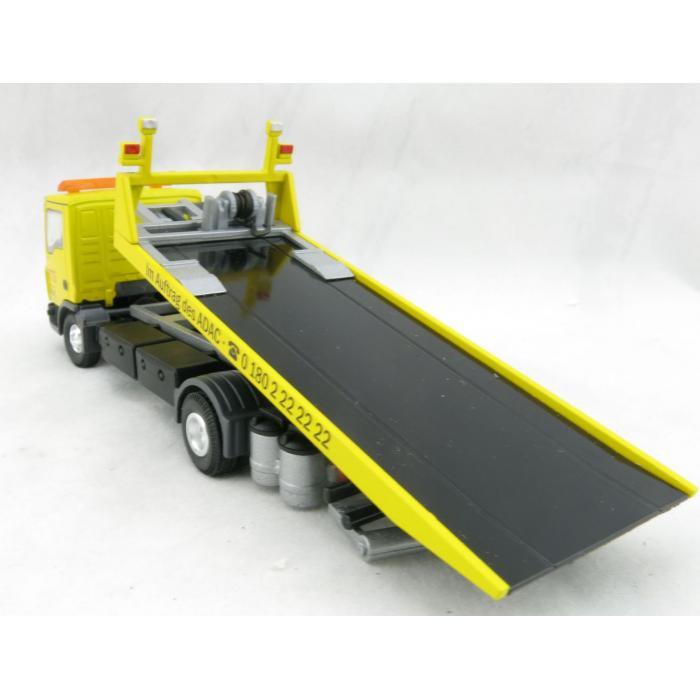 Conrad 67160 0 Man Tgl Tow Truck Car Carrier Adac Scale 1 50