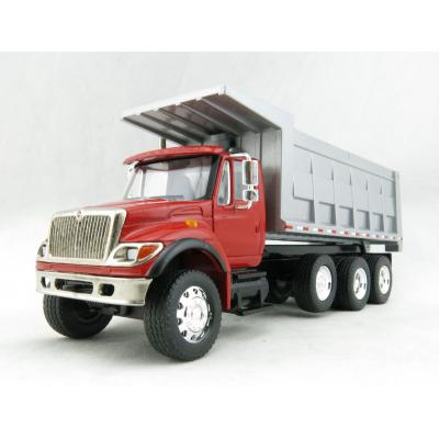 Conrad 69105/01 - INTERNATIONAL 7000i Tipping Dump truck 4-axle - Scale 1:50