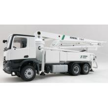 Conrad 78225-0 Mercedes Benz Arocs Truck with Schwing S36X Concrete Pump Schwing Livery Scale 1:50
