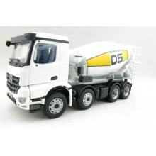 Conrad 78234/0 Mercedes Benz Arocs 4-axle Truck with Liebherr HTM 905 Concrete Mixer GENERATION 05 Scale 1:50