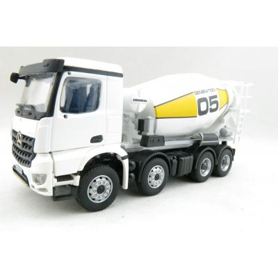 Conrad 78234/0 Mercedes Benz Arocs 4-axle Truck with Liebherr HTM 905 Concrete Mixer GENERATION 05 Scale 1:50
