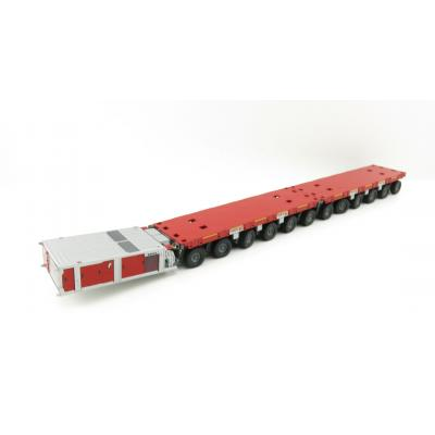 Conrad 98035/0 COMETTO MSPE Self Propelled Electronically Steered Modules with Power Pack - Scale 1:50