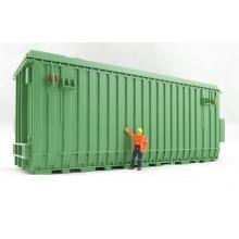 Conrad 99917/02 Large Transformer Green Heavy Haulage Load Diecast - Scale 1:50