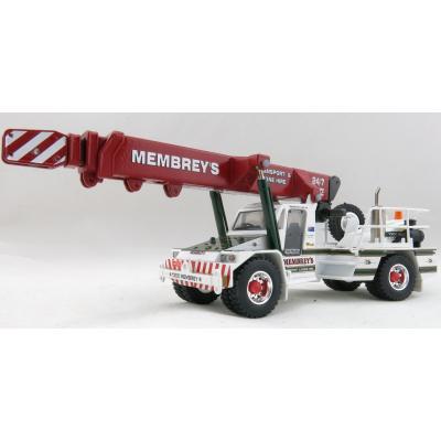 Conrad 2113/13 Australian Terex AT20-3 Franna Mobile Crane - Membreys Tribute Franna - Scale 1:50
