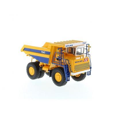 BELAZ 7547 Mining Dump Truck 45 Tonnes - Scale 1:50