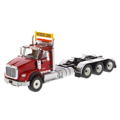 Diecast Masters 71008 - International HX620 Day Cab Tridem Prime Mover Red- Scale 1:50