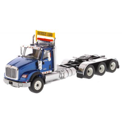 Diecast Masters 71010 - International HX620 Day Cab Tridem Prime Mover Blue - Scale 1:50