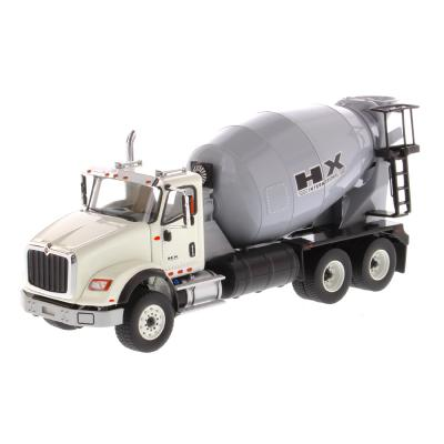 Diecast Masters 71014 - International HX615 Concrete Mixer Truck - Scale 1:50