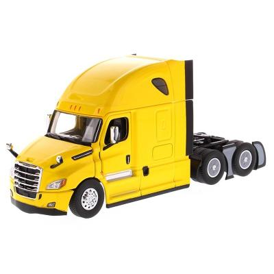 Diecast Masters 71031 - Freightliner New Cascadia with Sleeper Cab Truck Yellow - Scale 1:50
