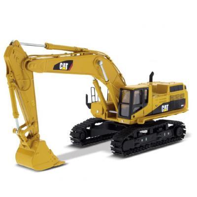 Diecast Masters 85058C - Caterpillar CAT 365B L Series II Hydraulic Mining Excavator - Scale 1:50