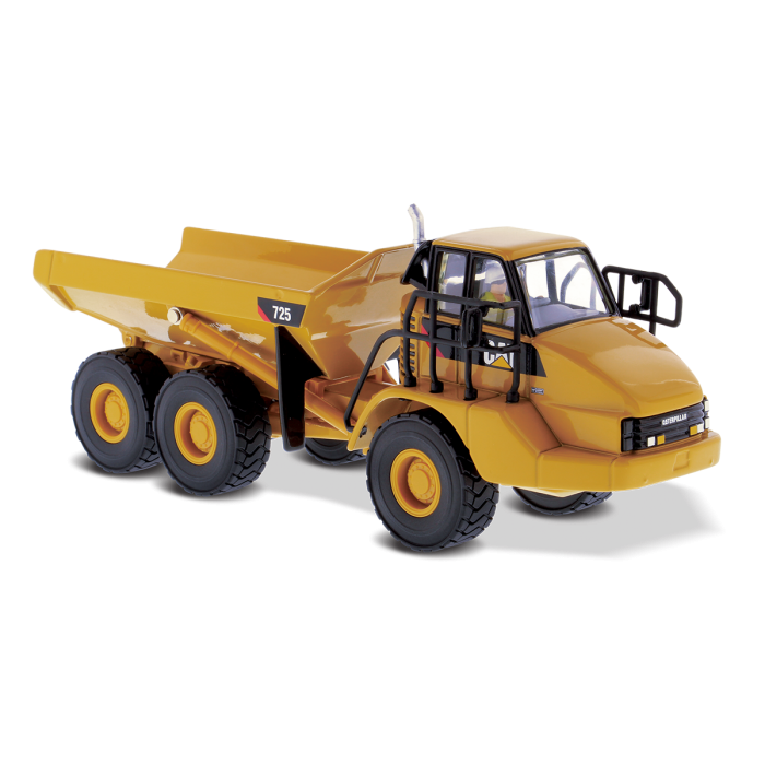 Diecast Masters 85073 Caterpillar Cat 725 Articulated Dump Truck Scale 1 50