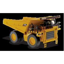 Diecast Masters 85104 - Caterpillar CAT 777D Off Highway Mining Dump Truck - Scale 1:50