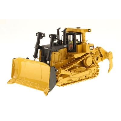 Diecast Masters 85158 C - Caterpillar Cat D10 T Dozer Track Type Tractor High Line Series - Scale 1:50
