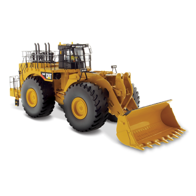Diecast Masters 85161 - Caterpillar CAT 994F Large Wheel Loader - Scale 1:50