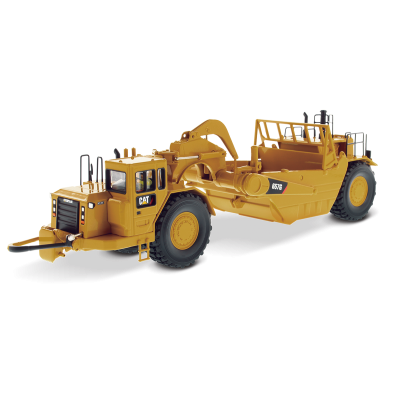 Diecast Masters 85175C - Caterpillar CAT 657G Wheel Tractor Scraper - Scale 1:50