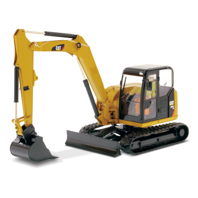 Diecast Masters 85239 - Caterpillar CAT 308E2 CR SB Mini Hydraulic Excavator - Scale 1:32
