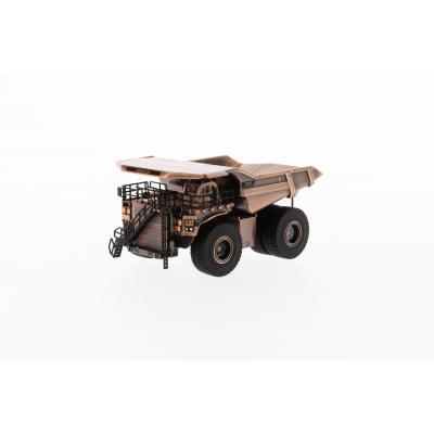 Diecast Masters 85251 - Caterpillar Cat 797F Mining Truck Copper Finish Elite Series - Scale 1:125