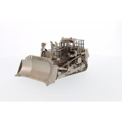 Diecast Masters 85252 - Caterpillar CAT D11T Track Type Tractor Dozer Matt Silver Commemorative Series - Scale 1:50
