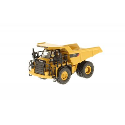 Diecast Masters 85261 - Caterpillar Cat 772 Off-Highway Dump Truck Mining - Scale 1:87