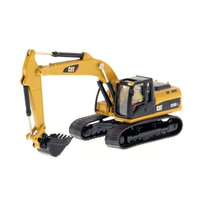 Diecast Masters 85262 - CAT Caterpillar 320D L Tracked Hydraulic Excavator - Scale 1:50