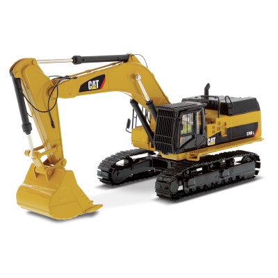 Diecast Masters 85274 - Caterpillar CAT 374D L Hydraulic Excavator High Line Series - Scale 1:50