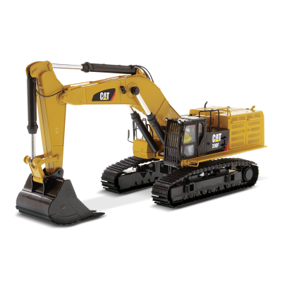 Diecast Masters 85284 - Caterpillar CAT Large 390F L Hydraulic Excavator - Scale 1:32