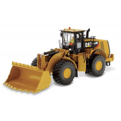 Diecast Masters 85296 - Caterpillar CAT 980K Wheel Loader - Rock Configuration High Line - Scale 1:50
